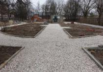 Благоустройство общественных территорий в Серпухове идет без отставаний по графику