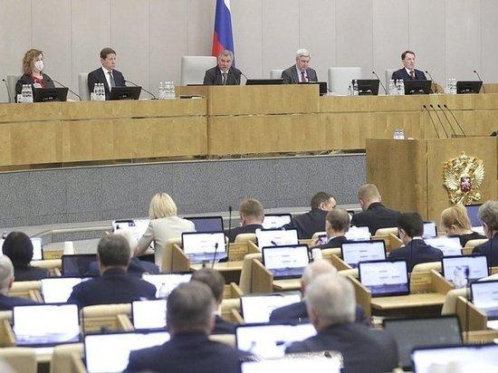 Закон о чрезвычайной ситуации депутаты приняли без вопросов0