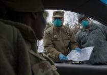 Коронавирус вынуждает США сворачивать военное присутствие за рубежом