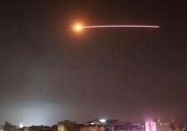 СМИ сообщили об очередной атаке ВВС Израиля на Сирию