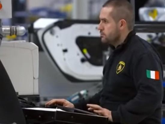Lamborghini начнет выпускать медицинские маски