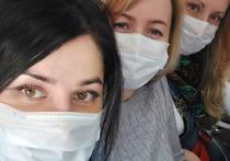 Тесты на коронавирус алтайского депутата Марии Прусаковой и ее детей – отрицательные