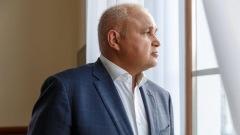 Сергей Цивилёв записал обращение к жителям Кузбасса