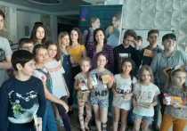 «Ростелеком» показал барнаульским школьникам «Лицей»