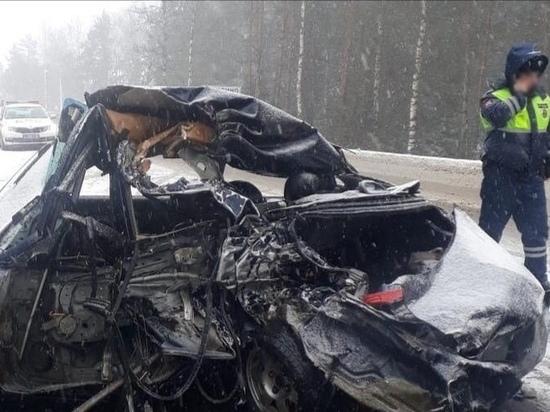 Авария случилась вчера, 31 марта, около 14 часов, в Ивановском районе