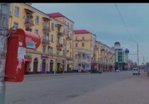 Апокалиптические кадры: Кадыров показал пустые улицы Грозного