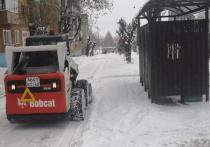 Дорожники намерены за сутки очистить Киров от снега