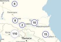 Число заболевших коронавирусом на Северном Кавказе удвоилось
