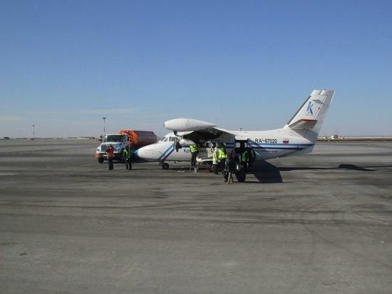 Авиасообщение между Абаканом, Красноярском и Кызылом приостановлено