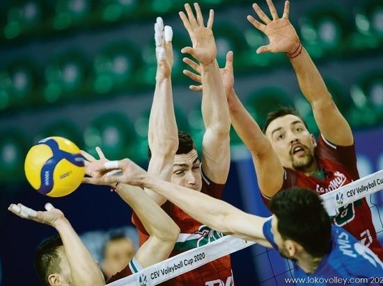 Новосибирский «Локомотив» стал чемпионом России