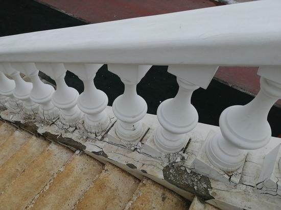 В Оренбурге возобновили реконструкцию набережной