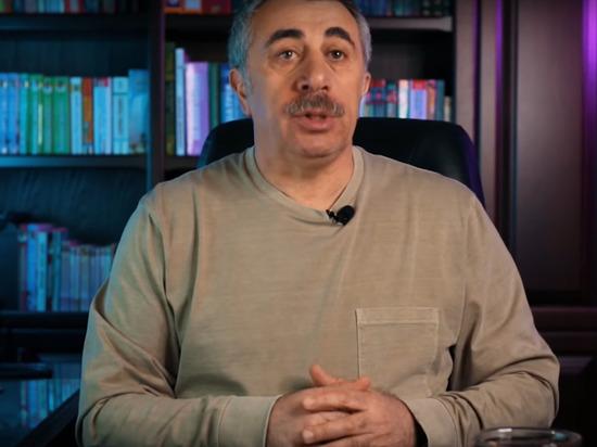 Доктор Комаровский заявил об опасности лечения коронавируса антибиотиками