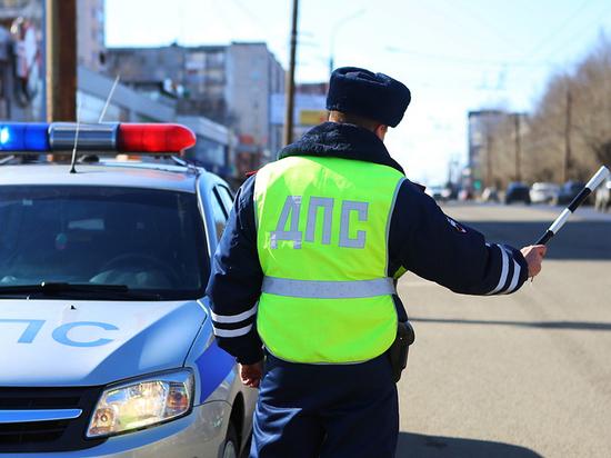 В Липецкой области ездить на личном авто не запрещено
