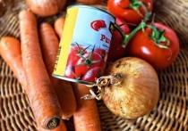 Мужчина выявил у себя коронавирус благодаря томатной пасте