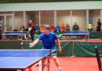 Сахалинский настольный теннис держится  на добром слове