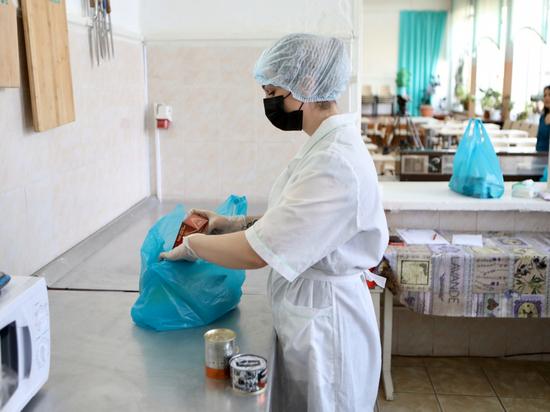 Минобр Хакасии решил снабдить продуктами малоимущих школьников
