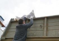 Жители Магадана жалуются, что мусор не вывозят трое суток