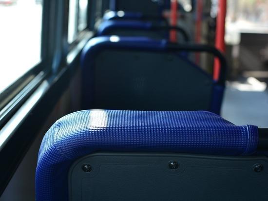 Весь общественный транспорт Хакасии изменил режим работы