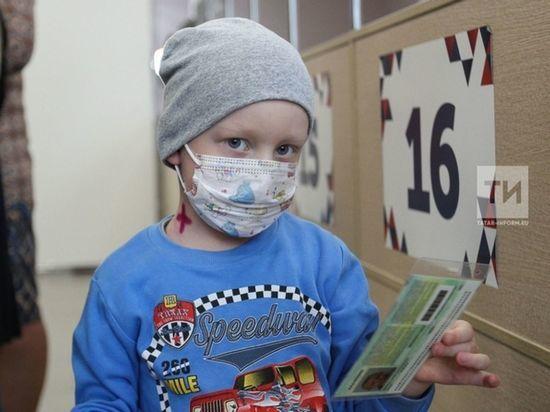 На строительство Центра детской онкологии в Казани потратят 650 млн рублей