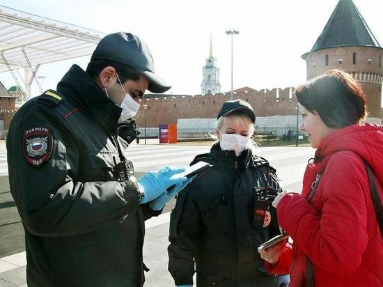 Жителей Хакасии ждёт штраф до 30 тысяч рублей за несоблюдение самоизоляции
