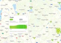 В Пскове вырос индекс самоизоляции – большинство людей сидят дома