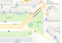 В Рязанской области заработала карта магазинов