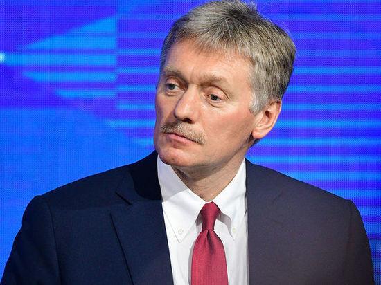 В Кремле отреагировали на вопрос по поводу пика пандемии коронавируса