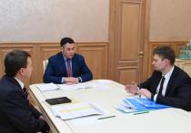 В Тверской области приняли меры по стабилизации экономики в эпидемиологической ситуации