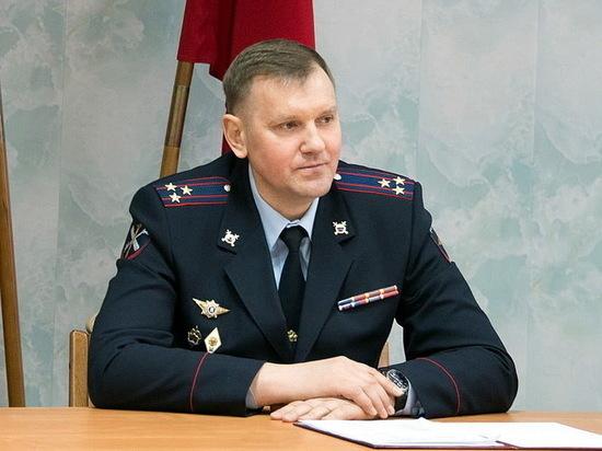 Владимир Путин назначил главе воронежской полиции нового заместителя