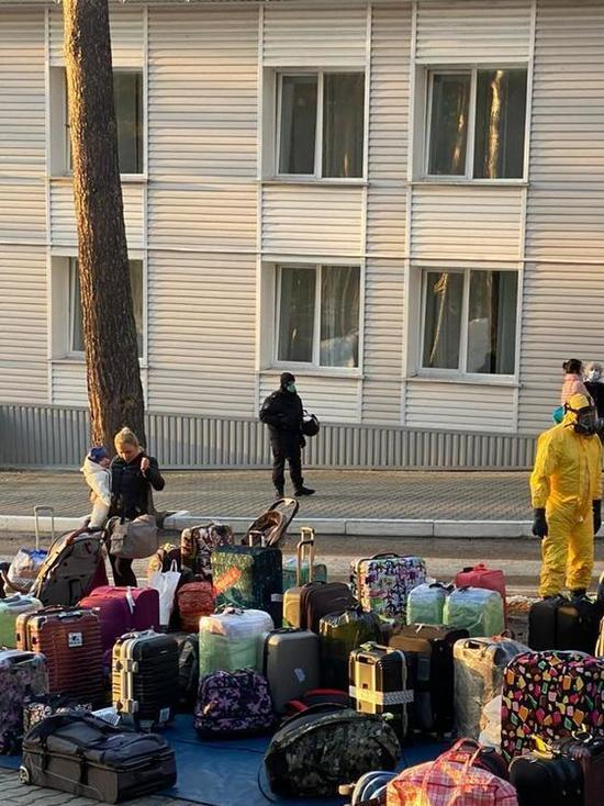 Репортаж из обсервации: кемеровчанка рассказала, как прошел перелет и помещение в карантин