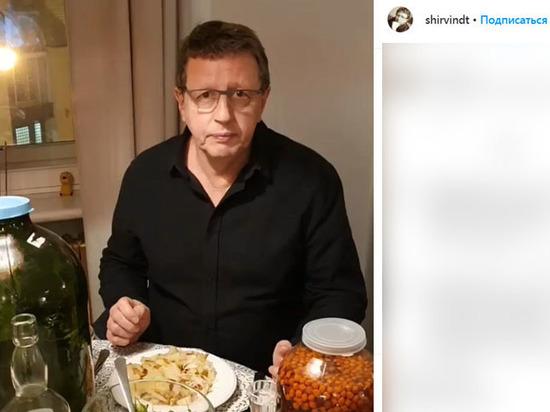 Михаил Ширвиндт дал рецепт фирменной пасты для самоизоляции