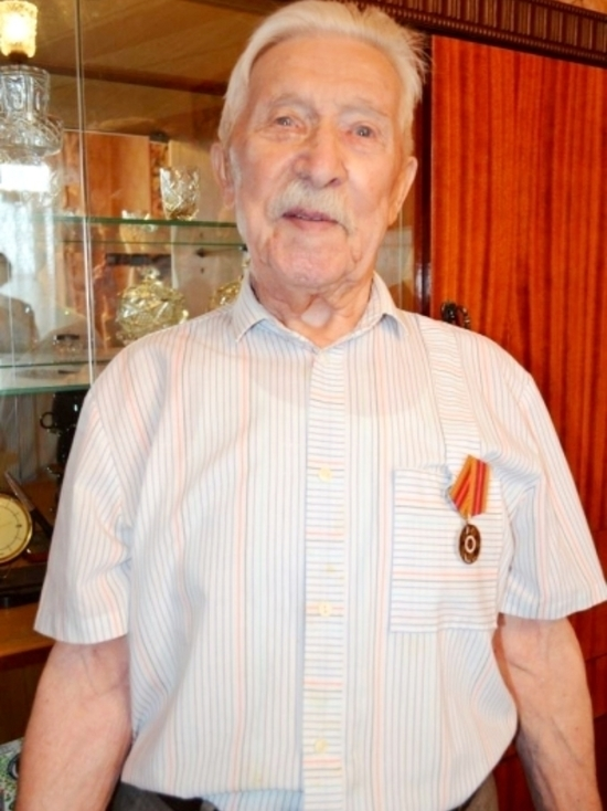 В Иванове 100-летний юбилей отметил военный радист