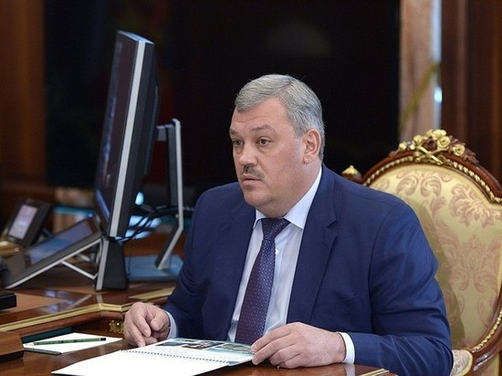 Глава Коми Гапликов подал в отставку