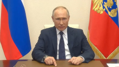"Лицо Путина, когда он объявил ""нерабочую неделю"" до 30 апреля"