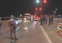 Крым отгородился от туристов КПП