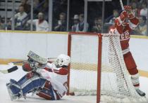 Как жрицы любви отравили хоккеистов сборной СССР