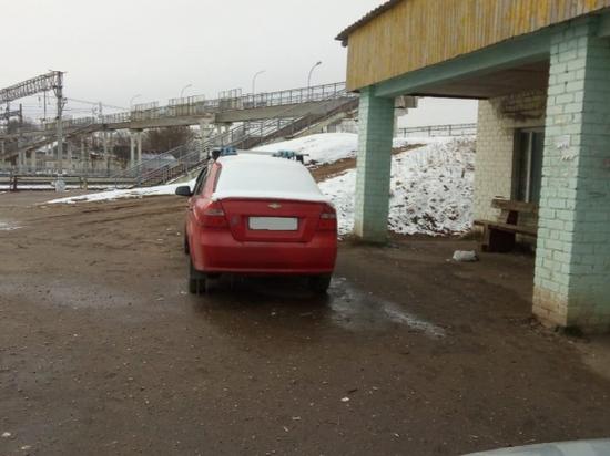 В Твери мойщик пытался уехать домой на чужом автомобиле