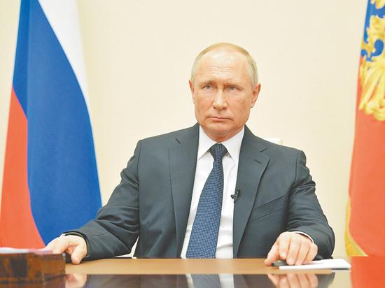 Ради борьбы с коронавирусом Путин поделился властью
