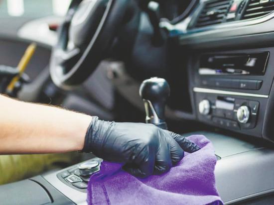 Как не подхватить коронавирус  в собственной машине