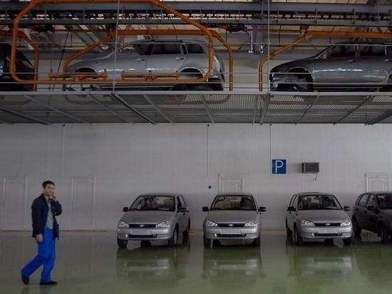 АвтоВАЗ попросил у властей разрешения возобновить работу