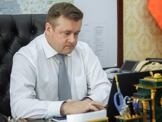 Любимов высказался о закрытии границ Рязанской области