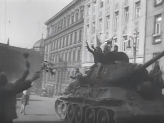 Архивы Минобороны рассказали об освобождении Братиславы в апреле 45-го
