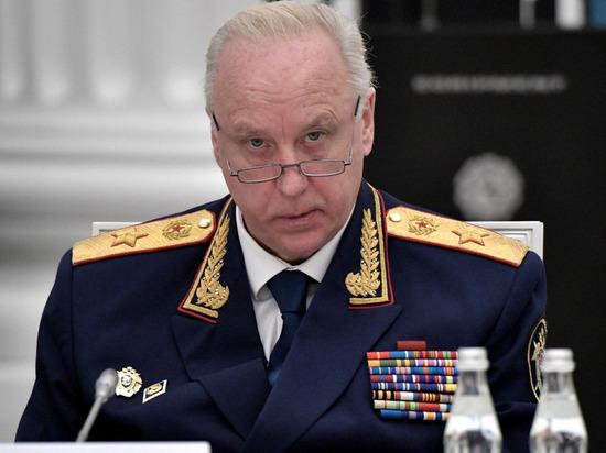 СМИ: Бастрыкин лично возбудил дело против двух генералов МВД