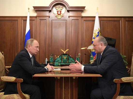 Губернатор Камчатского края уходит по собственному желанию