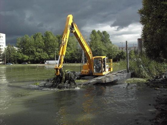 Наносы с русел рек в Забайкалье могут начать раздавать строителям