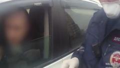 Полицейские остановили сбежавшего с карантина калужанина