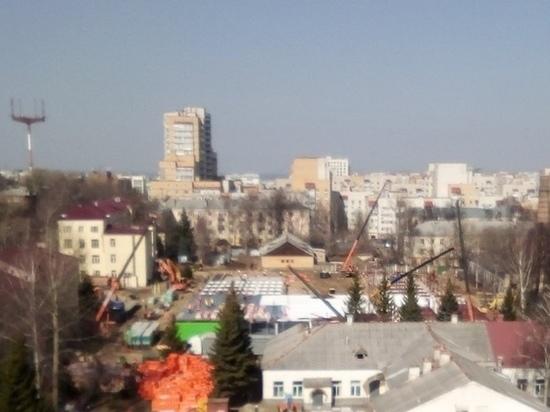 Новый госпиталь на ул.Ванеева в Нижнем Новгороде сдадут к 20 апреля