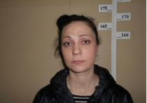 Чеховские полицейские объявили о розыске преступницы
