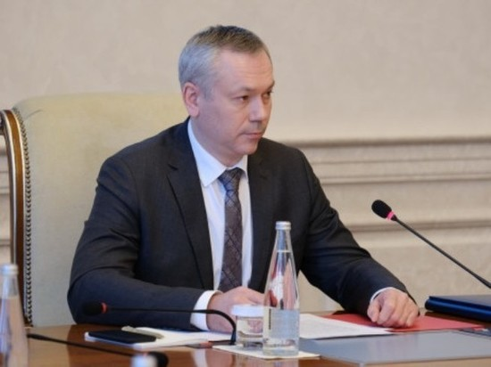 Губернатор НСО выпустил трудиться рабочих и строителей