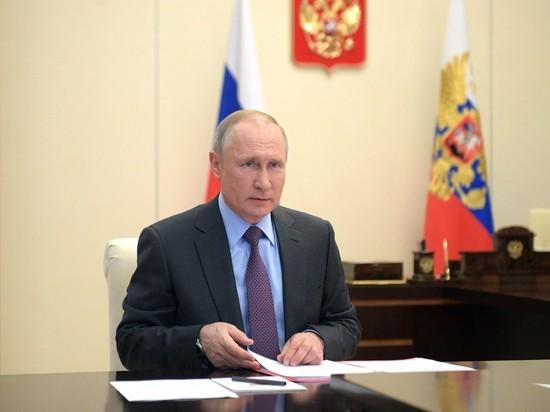 """Путин призвал """"не причесывать регионы под одну гребенку"""" с коронавирусом"""